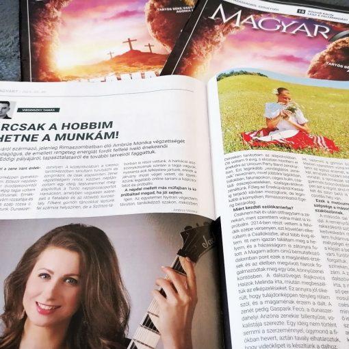 Ambrús Mónika Magyar7 cikk